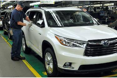 インディアナ工場(ハイランダー生産) | トヨタグローバルニュースルーム (2237)