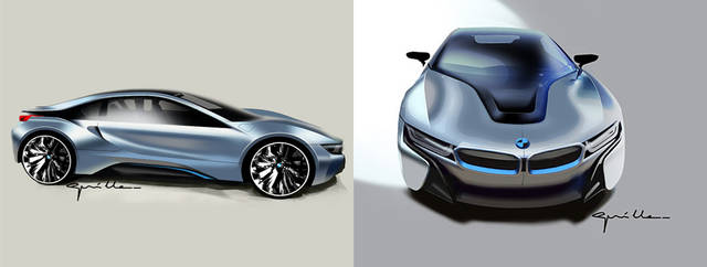BMW i8 デザイン | BMW i スペシャルサイト (2264)