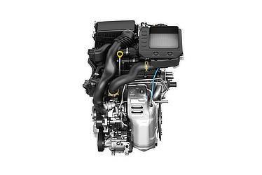 1.0L 1KR-VETVVT-I ターボエンジン