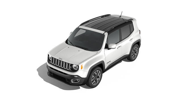 「Jeep® Renegade Safety Edition」を発売  | FCAジャパン株式会社 (2691)
