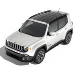 「Jeep® Renegade Safety Edition」を発売