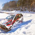 TOYOTA GAZOO Racing  WRC 第2戦 ラリー・スウェーデン プレビュー TOYOTA GAZOO Racing、雪と氷の高速ステージで2台完走を目指す