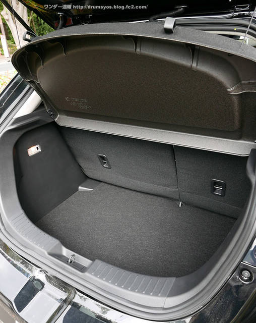 マツダ デミオXD 納車後インプレッション3!後席や荷室はやっぱり狭いか? | ワンダー速報 (3028)