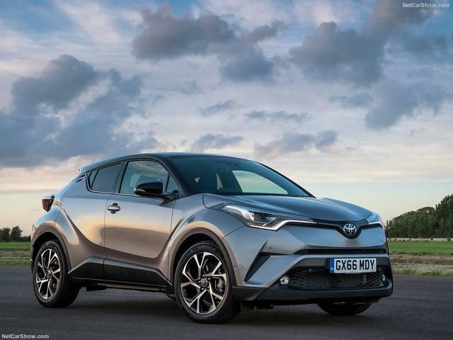Toyota - pictures, information & specs (3146)