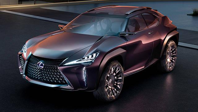 LEXUS、パリモーターショーでコンパクトクロスオーバーのコンセプトカー「UX Concept」を世界初公開 | トヨタグローバルニュースルーム (3188)