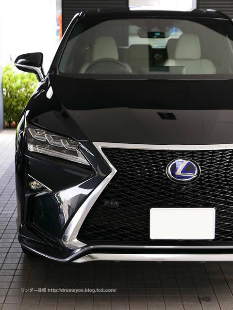レクサス新型SUV RX 試乗インプレッション 後席の広さは? | ワンダー速報 (3224)