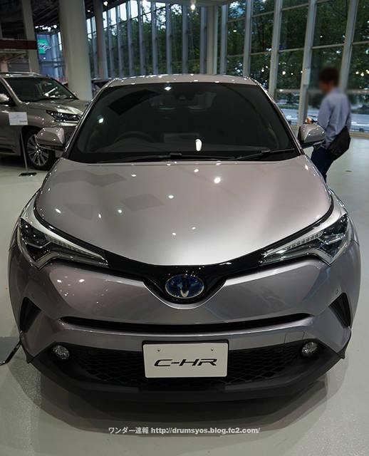 トヨタ新型SUV C-HR(CHR)!価格は251.6万円から ! こりゃ売れるぞ!ヴェゼルとの比較も! | ワンダー速報 (3272)