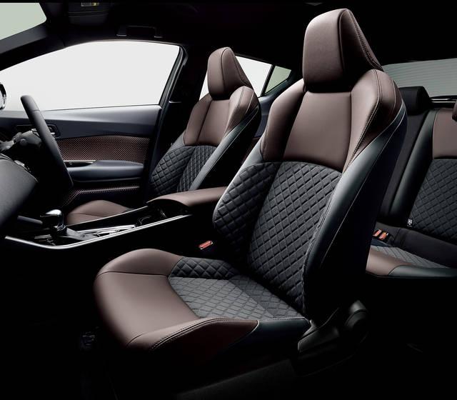 TOYOTA、新型車C-HRを発売 | トヨタグローバルニュースルーム (3283)