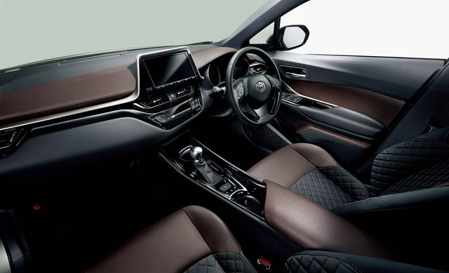TOYOTA、新型車C-HRを発売 | トヨタグローバルニュースルーム (3293)