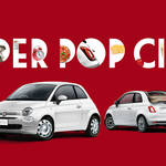「Fiat 500 Super Pop Ciao」を発売