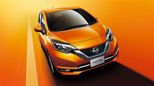 日産:ノート [ NOTE ] 電気自動車 (e-POWER) Webカタログ トップ (3674)