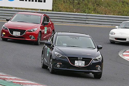 【MAZDA】マツダ、2017年ドライビングレッスンと参加型モータースポーツイベントの協賛計画を発表 ニュースリリース (3835)