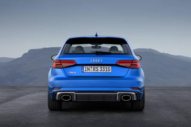 新型Audi RS 3 Sportback、新しいエンジンとよりシャープになった外観のAudi RS 3 Sportbackをジュネーブ国際モーターショーに出品 | Audi Japan Press Center - アウディ (3897)