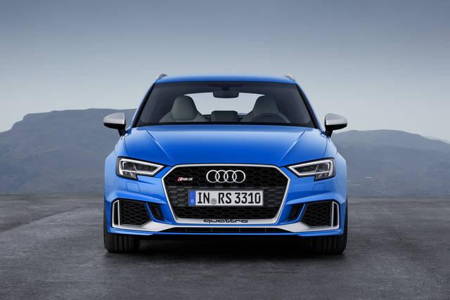 新型Audi RS 3 Sportback、新しいエンジンとよりシャープになった外観のAudi RS 3 Sportbackをジュネーブ国際モーターショーに出品 | Audi Japan Press Center - アウディ (3898)