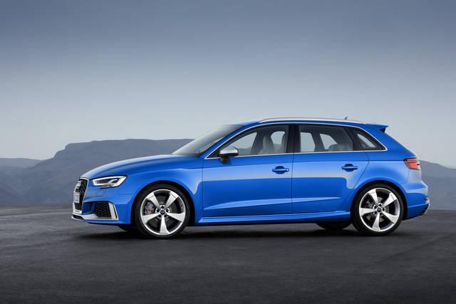 新型Audi RS 3 Sportback、新しいエンジンとよりシャープになった外観のAudi RS 3 Sportbackをジュネーブ国際モーターショーに出品 | Audi Japan Press Center - アウディ (3901)