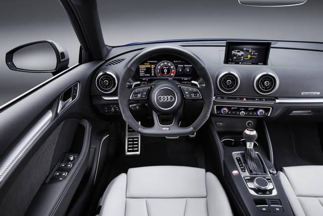 新型Audi RS 3 Sportback、新しいエンジンとよりシャープになった外観のAudi RS 3 Sportbackをジュネーブ国際モーターショーに出品 | Audi Japan Press Center - アウディ (3903)