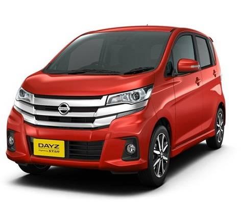 日産:デイズ [ DAYZ ] 軽自動車 Webカタログ トップ (4399)