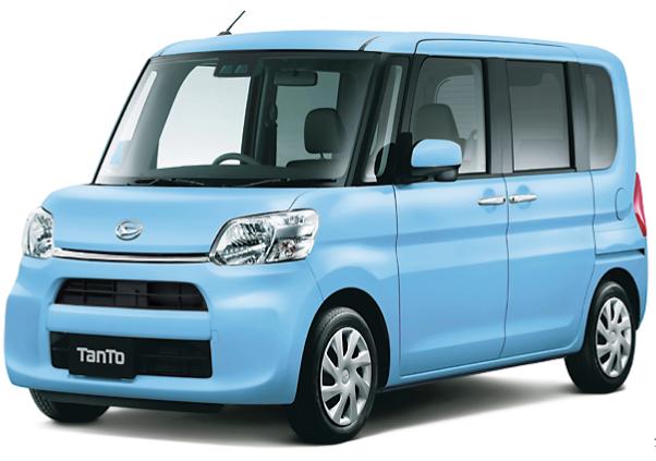 ダイハツ工業株式会社|軽自動車・エコカー・低燃費車【ダイハツ】 (4444)