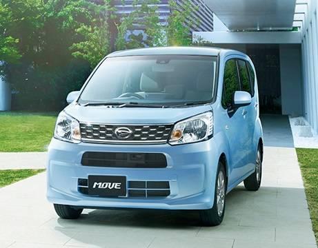 ダイハツ工業株式会社|軽自動車・エコカー・低燃費車【ダイハツ】 (4641)