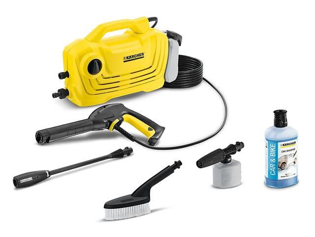 Amazon.co.jp: Karcher(ケルヒャー) 【軽量&コンパクト】高圧洗浄機 K2クラシックプラスカーキット K2CPC: ホーム&キッチン (5073)