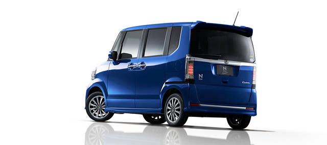 N-BOX Custom N-BOX Honda (5668)