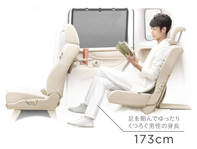快適空間|インテリア|N-BOX|Honda (5684)