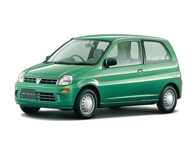 ミニカ(三菱)1998年10月~2011年5月生産モデルのカタログ|中古車なら【カーセンサーnet】 (5858)