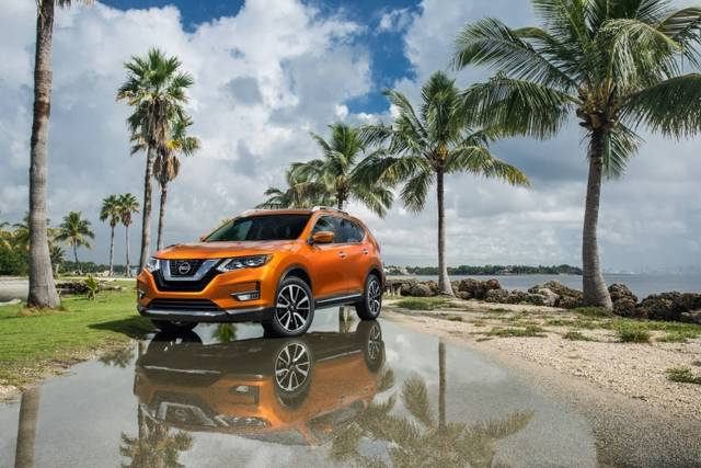 2017 Nissan Rogue Comes With A New Face And Hybrid Variant [42 Pics & Video] (6324)
