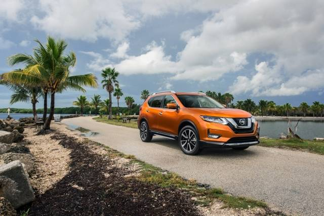 2017 Nissan Rogue Comes With A New Face And Hybrid Variant [42 Pics & Video] (6326)