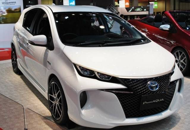 2018年 新型アクア フルモデルチェンジ!JC08モード燃費45km/l目標!発売日・価格は? – 最新車情報「carパラダイス」 (7978)