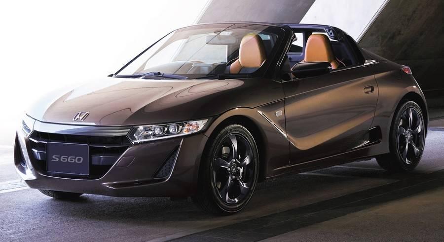 ホンダS660にシックな内外装の特別仕様車が限定登場!プレミアになるか?