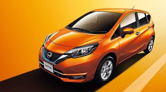 日産:ノート [ NOTE ] 電気自動車 (e-POWER) | 走行性能 | e-POWER (9155)