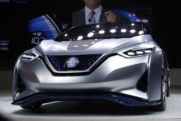 日産 次世代EVの新型リーフ 2017年9月正式デビューへ!米テスラへ対抗か(1/2)|自動車評論家コラム【オートックワン】 (9547)