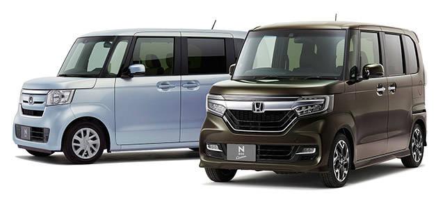 新型N-BOX 先行情報サイト|N-BOX|Honda (9723)