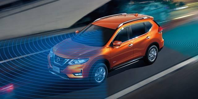 日産:エクストレイル [ X-TRAIL ] スポーツ&スペシャリティ/SUV | 先進安全装備 |先進安全装備 (10038)