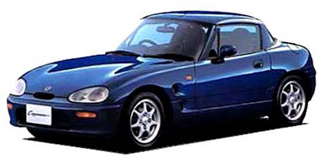 カプチーノ リミテッド(1994年9月) のカタログ情報(5502778)|中古車の情報なら【グーネット】 (10145)