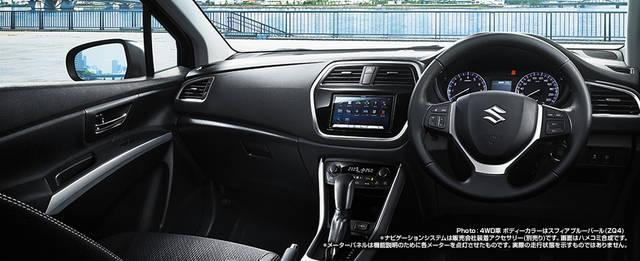 SX4 S-CROSS | スズキ (10300)