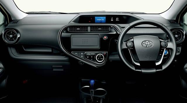 トヨタ アクア   室内   トヨタ自動車WEBサイト (10547)