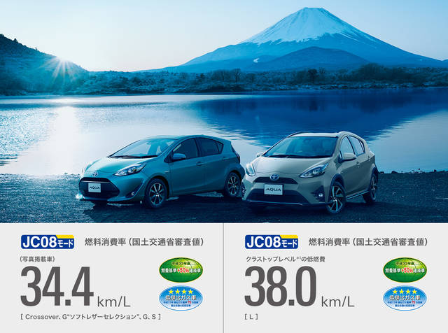 トヨタ アクア   走行性能   エンジン・ハイブリッド   トヨタ自動車WEBサイト (10551)
