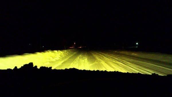 ドライバー必見!北海道警察Tweet 「吹雪による視界不良時の交通事故」の動画|クルトピ ┃車の話題・情報 (10566)