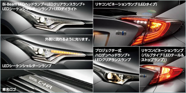トヨタ C-HR | 札幌トヨペットWEBサイト (10703)