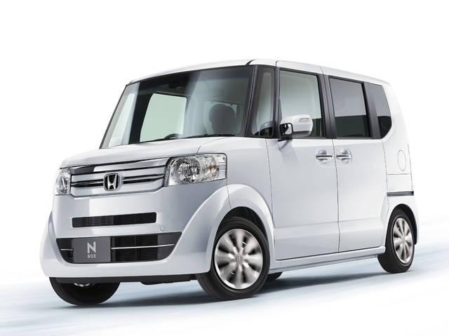 走行性能|安全・性能|N-BOX|Honda (10906)