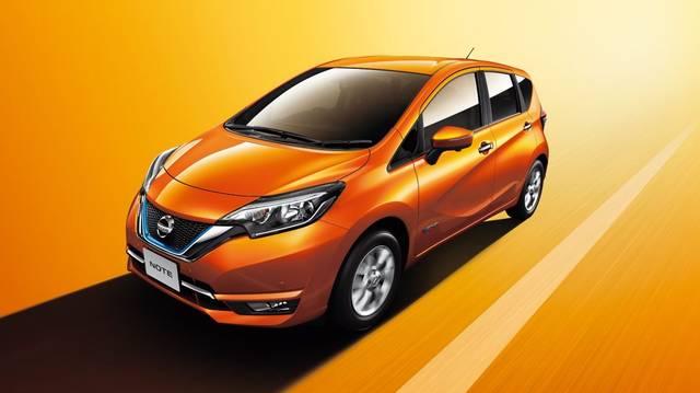 日産:ノート [ NOTE ] 電気自動車 (e-POWER) | 走行性能 (11321)