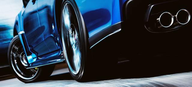 シャシー性能 : ドライビング | WRX STI | SUBARU (11838)