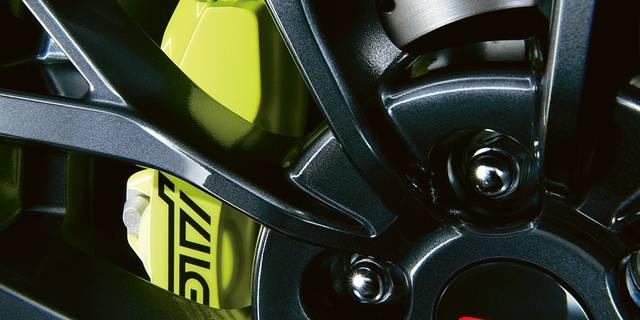 シャシー性能 : ドライビング | WRX STI | SUBARU (11847)