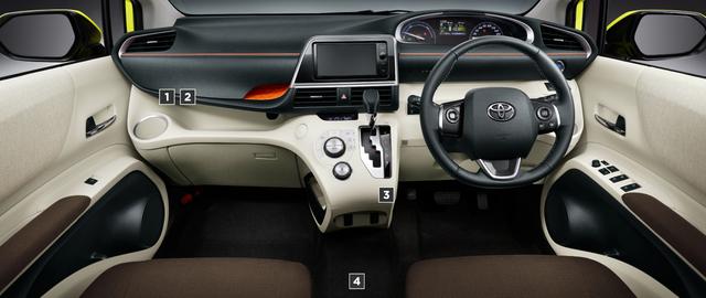 トヨタ シエンタ | スタイル・カラー | デザイン | トヨタ自動車WEBサイト (12161)