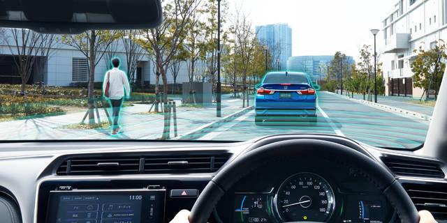 予防安全性能|性能・安全|グレイス|Honda (12342)