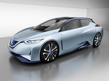 日産|Nissan IDS Concept 日産が目指す未来の電気自動車と自動運転を具現化した革新的コンセプトカー (12374)