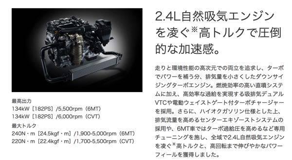 走行性能|性能・安全|シビック ハッチバック|Honda (12630)