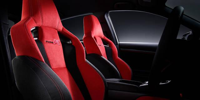 デザイン・カラー|インテリア|シビック TYPE R|Honda (12650)